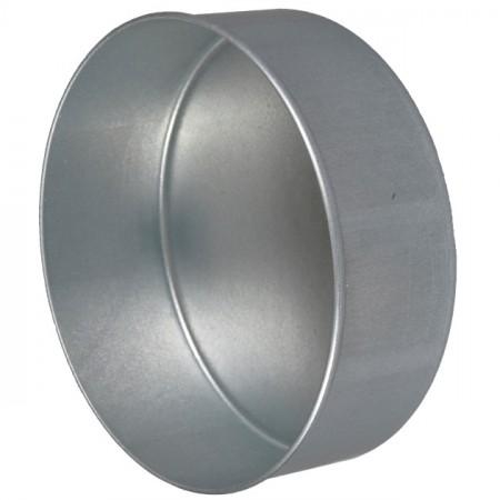 Endelokk stål/plast